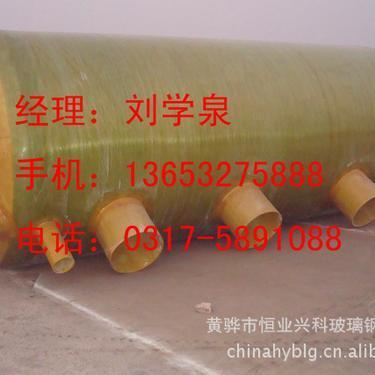 优质化粪池——江西福建订购恒业兴科玻璃钢化粪池