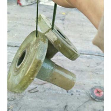 玻璃钢法兰弯头盲板风阀三通四通变径玻璃钢通风排污电缆管道