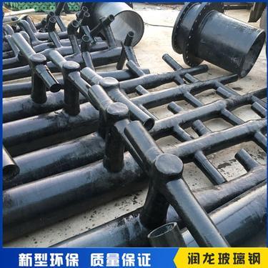 成都废水输送管道_润龙玻璃钢_玻璃钢脱硫管道_直销企业