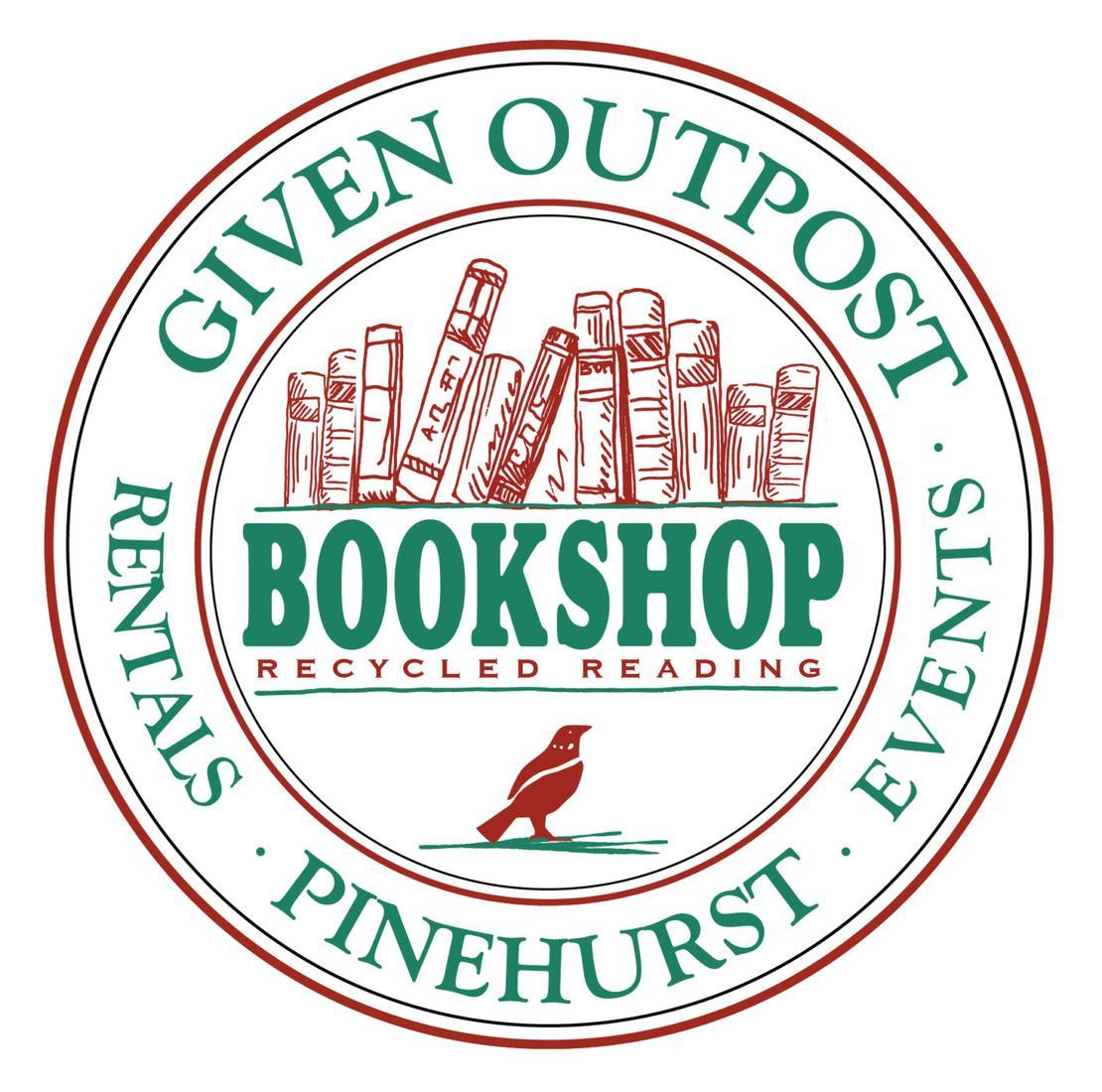 """Given Book Shop """"Supporting Given Tufts for over 11 years"""""""