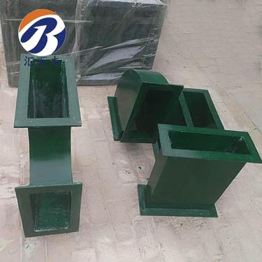 河南住建用空调排风通风管道,圆形方形有机玻璃钢风管,来图定做防腐绝缘玻璃钢管道