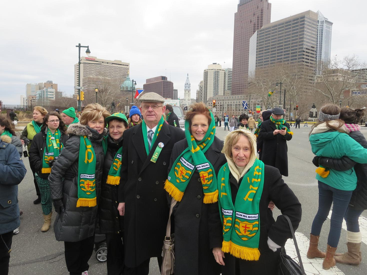 Philadelphia Saint Patrick's Day Parade – The Donegal Association of Philadel