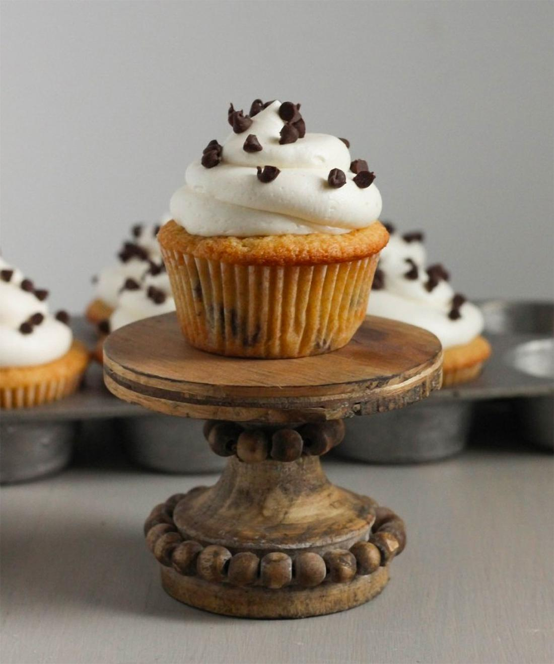 Chocolate Chip Cookie Cupcakes – Cupcake Daily Blog – Best Cupcake Recipes ..