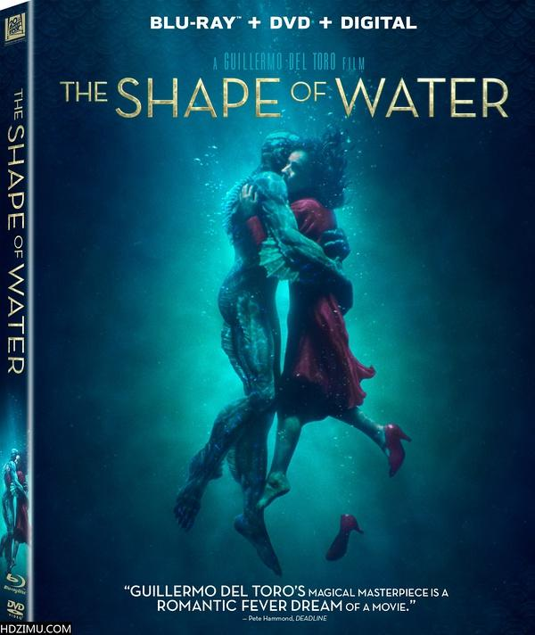 The Shape of Water(2017)水形物语