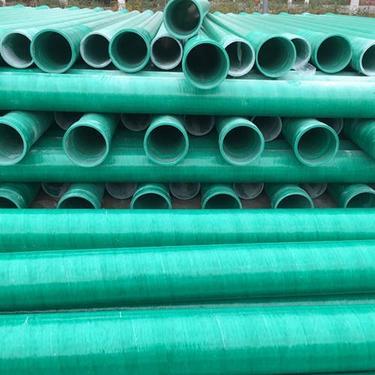 甘肃兰州玻璃钢管DN200  玻璃钢夹砂管 电力工程专用管道 型号齐全