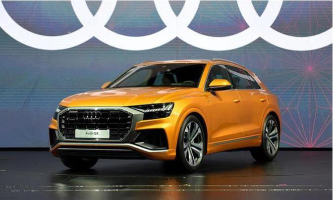 曝奥迪Q8最新消息 将于第三季度上市 - 汽车新闻 - OnCity