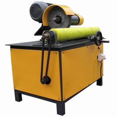 钢管除锈刷漆机天然气管道除锈机圆管抛光机